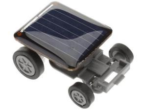 Creative Mini Solar Powered Car Model Sunlight Toys Gadgets Educational Toy promotion gift