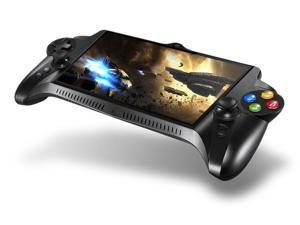 JXD Singularity S192K Gamepad 7inch Screen Game Console-black Bluetooth 4.0 / WiFi Direct / Full HD / 5MP Front Camera / RK3288 Quad Core 2.0GHz / 4GB LPDDR3 RAM + 64GB NAND FLASH ROM HDMI