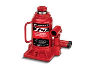 Powerbuilt 12 Ton Shorty Bottle Jack - 647502