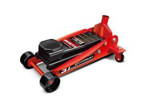 Powerbuilt 3 Ton Heavy Duty Floor Jack, Garage Hydraulic Jack, 647593