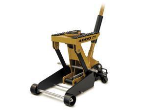 Cat 4000 Lb. 3-in-1 Garage Floor and ATV Jack with Tie-Down Straps- 240108