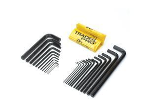 Trades Pro� 25 pc Hex Key Wrench Set - 831104