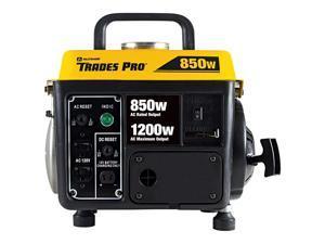 Trades Pro 850/1200 Watt 2 Stroke Portable Generator - 838014