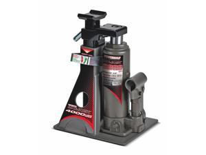 Powerbuilt 4000Lb Unijack Bottle Jack & Jackstand in One (620470)
