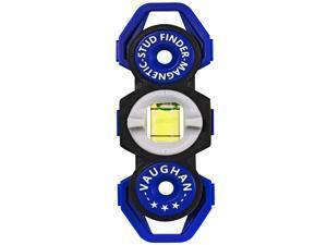 Vaughan 1 Pack Magnetic Stud Finder Pocket Sized No Batteries Needed - 050044