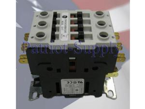 GE CR453AD3ABBA00AB Contactor 40 Amp 3 Pole 110V Coil