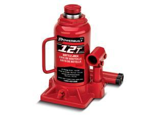 Powerbuilt 12 Ton Bottle Jack, Heavy Duty Iron Base - 647501