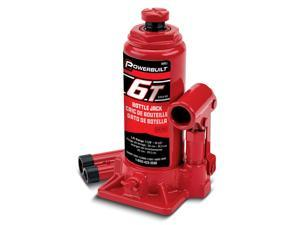 Powerbuilt 6 Ton Bottle Jack, Heavy Duty, 640911