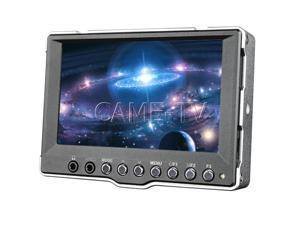 """CAME-TV 5"""" 800*480 SDI & HDMI Pro-Broadcast HD Monitor 502-SDI"""