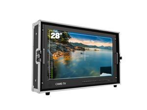 CAME-TV 4K HDMI Carry-on Broadcast Monitor with SDI, HDR and 3D LUTS-4K-BM280S