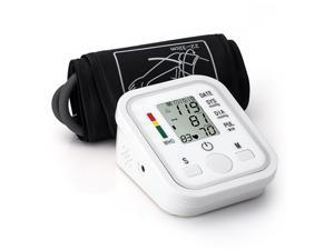 Portable Smart Voice Blood Pressure Monitor With LCD Display Arm Type Voice Smart Digital