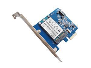 Q00434 WBTUO LT304 PCI-E SATA 3.0 + MSATA High-Speed Transmission Desktop Dedica