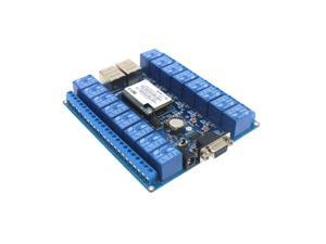 HLK-SW16 16 Channel Android/Smart Phone CWiFi Relay /WiFi Relay Module