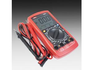 UNI-T UT58C Standard Electrical Digital Multimeter Volt Amp Ohm Hz Temperature Tester Meter UT-58C