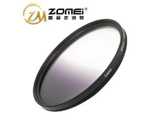 Zomei GC-Grey 77mm Grey Color Graduated Filter Circle Lens Optical Neutral Density for SLR DSLR 24-70 24-105