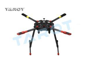Tarot XS690 TL69A01 Sport Quadcopter with TL69A02 Metal Electric  Retractable Landing Gear Skid TL8X002 Controller for FPV - Newegg com