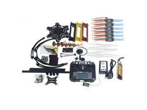 Full Set RC Drone Aircraft Kit F550 Hexa-Rotor Air Frame GPS APM2.8 Flight Control Camera Gimbal PTZ