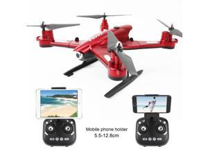 New FQ777 FQ02W WiFi Foldable FPV Drone 0.5MP High Hold Mode 4CH 2.4G Camera RC Airplane Quadcopter