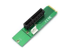 Q13025 WBTUO LM-141X-V1.0 Drive M.2 NGFF to PCI-E X4 Adapter Card for Desktop PC