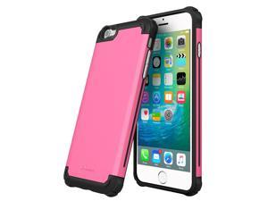 iPhone 6s Case, rooCASE Ultra Slim MIL-SPEC Exec Tough Pro Rugged Case Cover