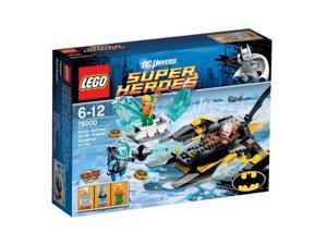 LEGO Super Heroes Arctic Batman Vs Mr Freeze 76000