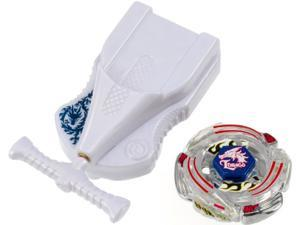 Beyblades JAPANESE Metal Fusion Battle Top Starter #BB43 Lightning LDrago 100HF Includes String Launcher!