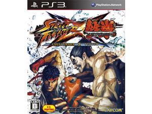 Street Fighter X Tekken [Japan Import]