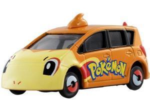 Pokemon Chimchar Tomica Car (japan import)
