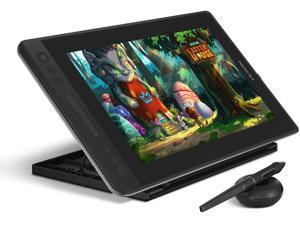Huion KAMVAS Pro 13 GT-133 Pen Display Drawing Monitor 13.3 Inches Tilt Function Battery-Free Stylus 8192 Pen Pressure(Stand Included)
