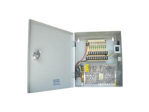 ACELEVEL 9 CHANNEL POWER BOX, 10 AMP AC220-240V POWER IN, DC 12/10