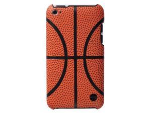 Trexta Genuine Leather Basketball Snap On Hard Case Cover for iPod Touch 4th Gen