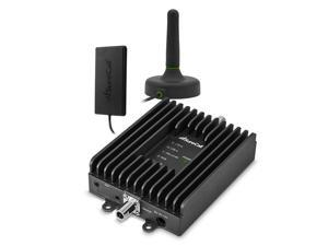 SureCall Fusion2Go 3.0 Voice, Text & 4G LTE Cell Phone Signal Booster for Car, Truck or SUV