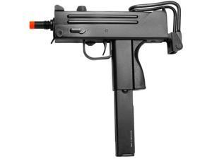 KWA M11A1 NS2 Gas Blow Back Airsoft SMG Black NEW