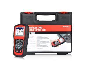 AUTEL MaxiTPMS TS601 TPMS Diagnostic & Service Tool Full Diagnositic TPMS Sensors and Reprogramming the Vehicle's ECU