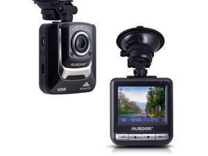AUSDOM AD282 Car Dash-Cam 2.4 Inch LCD Car DVR Video Recorder with 1296P Ambarella A7LA50 Camcorder Vehicle Camera - AD282