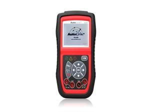 Autel AutoLink AL539 OBDII + Electrical Test Tool Free Online Update
