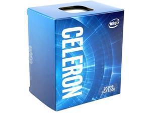 Intel Celeron G5905 - Celeron Comet Lake Dual-Core 3.5 GHz LGA 1200 58W Intel UHD Graphics 610 Desktop Processor - BX80701G5905
