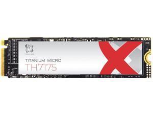 Titanium Micro TH7175 2TB PCIe NVME 4.0 Gen 4 M.2 2280 Internal SSD