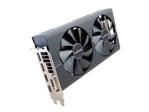 SAPPHIRE PULSE Radeon RX 570 DirectX 12 11266-36-20G 8GB 256-Bit GDDR5 PCI Express 3.0 CrossFireX Support Video Cards