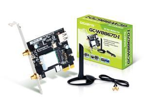 Gigabyte GC-WB867D-I IEEE 802.11ac - Wi-Fi/Bluetooth Combo Adapter
