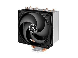 ARCTIC Freezer 34 CO - Tower CPU Cooler for Intel 115X/2011-3/2066 and AMD AM4, Pressure-Optimised 120 mm PWM Fan with PST, Direct Touch Technology