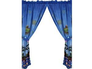 Skylanders Curtains Sky Friends Window Panels