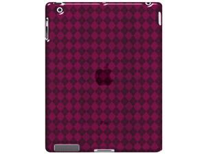 AMZER LUXE ARGYLE HIGH GLOSS TPU SOFT GEL SKIN FIT CASE COVER .