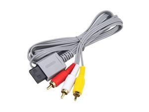 AMZER Audio Video Cable for Nintendo Wii - White