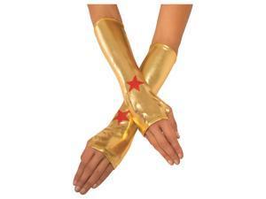DC Comics Wonder Woman Costume Gauntlets Adult One Size
