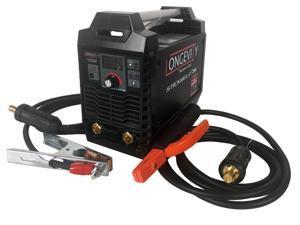 Longevity STICKWELD 200, 200 Amp 220V DC STICK/TIG Welder with Anti-Stick (6010/6011 Capable)