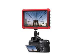 """LILLIPUT Professional A7s 7"""" 1920X1200 4K HDMI Input/Output Video Assist On-Camera Monitor by VIVITEQ"""