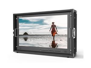 "LILLIPUT 28"" 12G-SDI BM280-12G Broadcast Director Monitor 4X4K HDMI 2.0 12G-SDI (Single - Link, Dual - Link, Quad - Link) Monitor with V- Mount Plate by LILLIPUT Official Seller VIVITEQ"