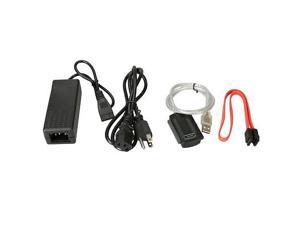 """Hot USB to IDE SATA 2.5/3.5"""" Hard Drive Converter Cable without SATA Power Cable"""