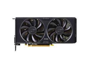 EVGA NVIDIA GeForce GTX 750 Ti 2GB GDDR5 DVI/HDMI/DisplayPort pci-e Video Card